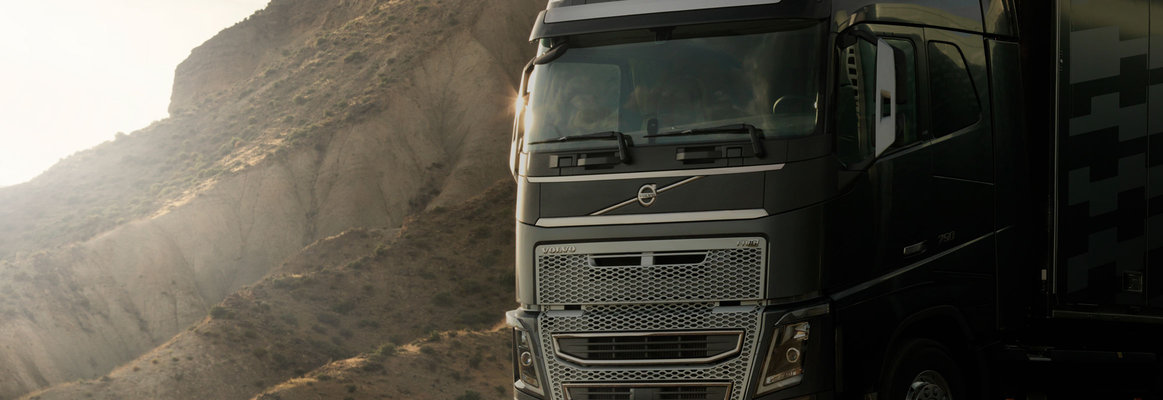 Volvo FH16 silent night's sleep
