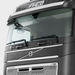 Volvo FH16 cab specifications