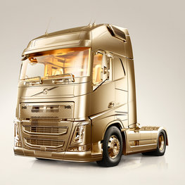 Volvo Gold Agreement: promises 100% uptime