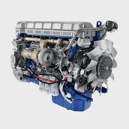 Volvo Euro 3 diesel engines