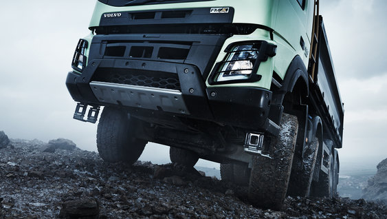 Automatic Traction Control maximises fuel efficiency