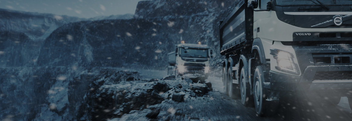 Design features of the Volvo FMX help to boost productivity