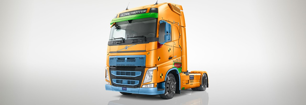 Volvo Trucks global leaders in safety