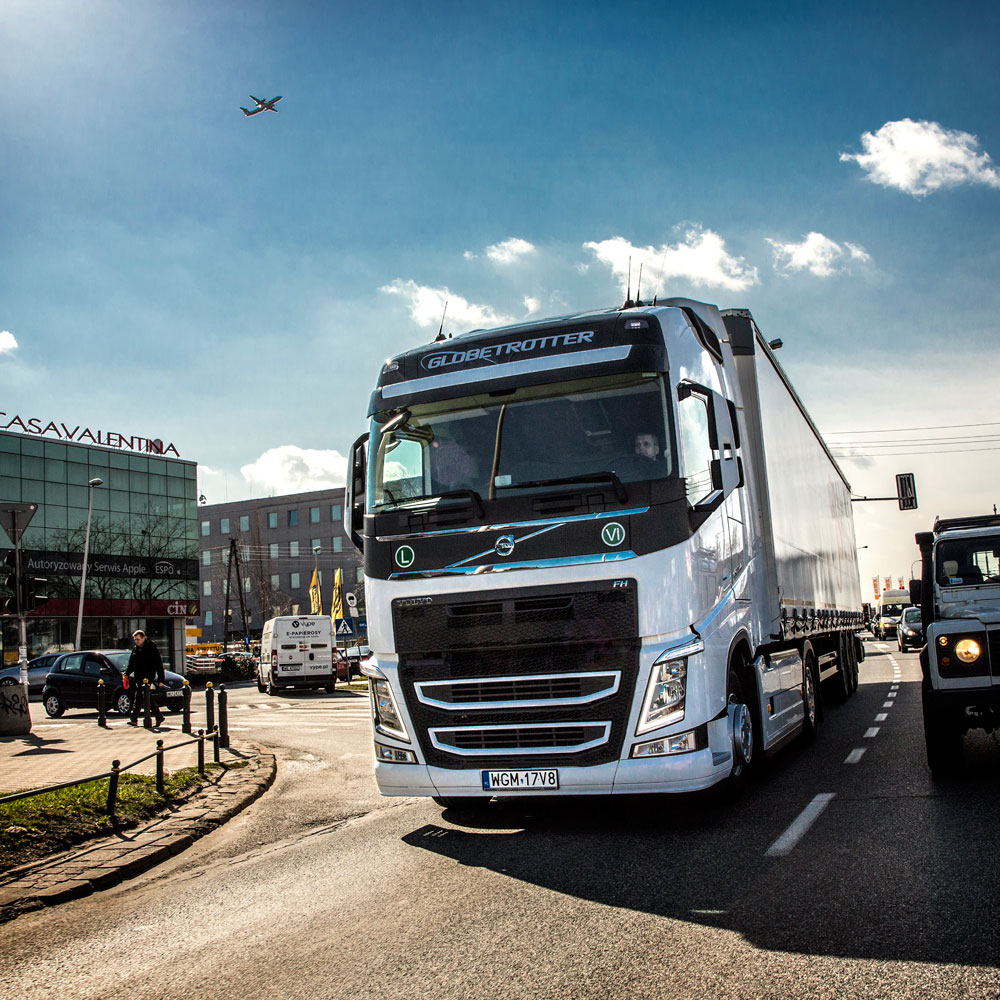 Gridlock traffic is far from ideal for fuel consumption, but experienced, well-trained drivers still know ways of saving.