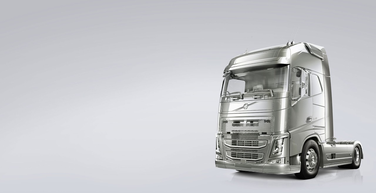 Volvo trucks services servicing contracts silver