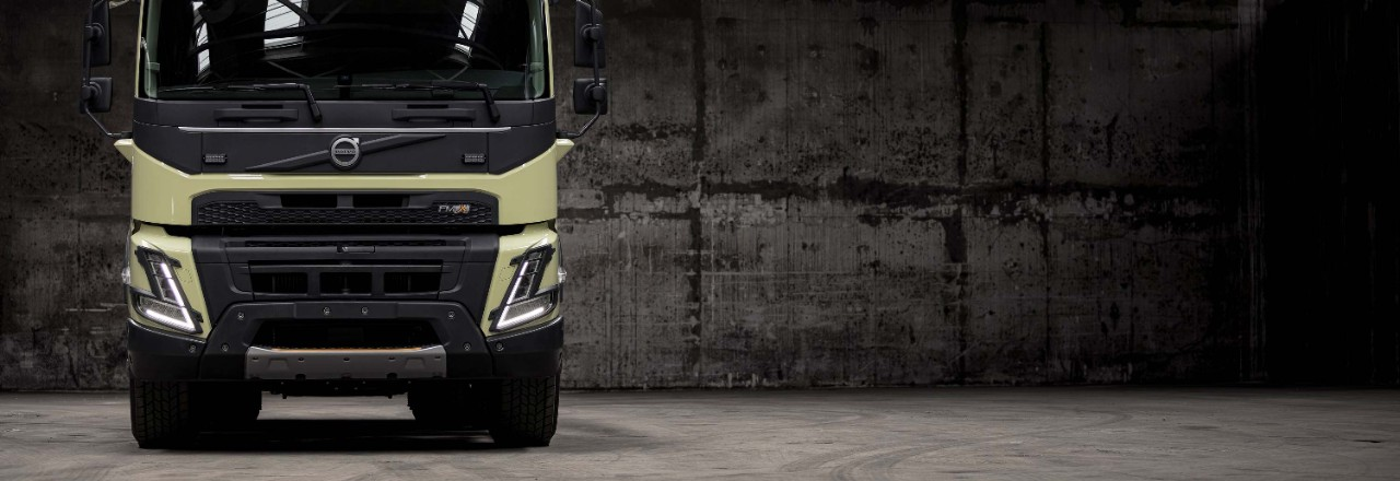 Tailor your Volvo FMX for your kind of operation and challenges.